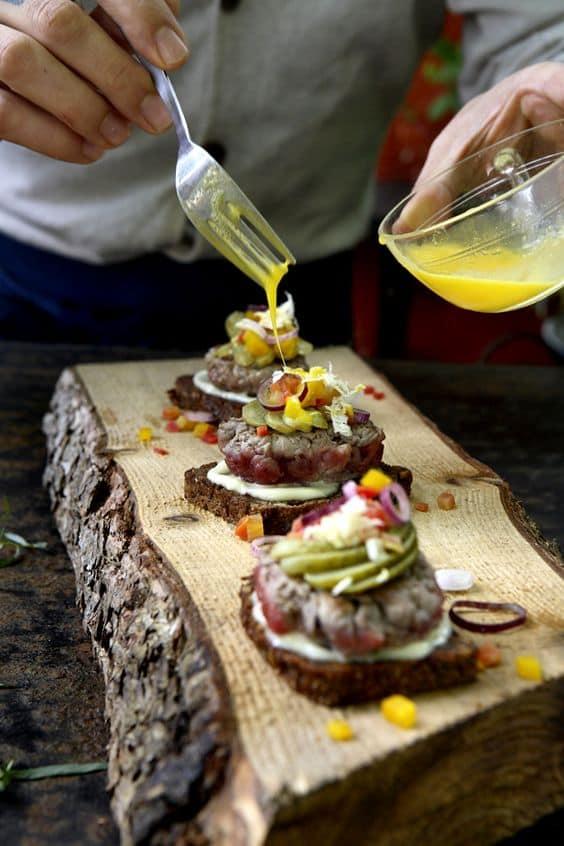 moscow restaurant week Moscow Restaurant Week tartar 1