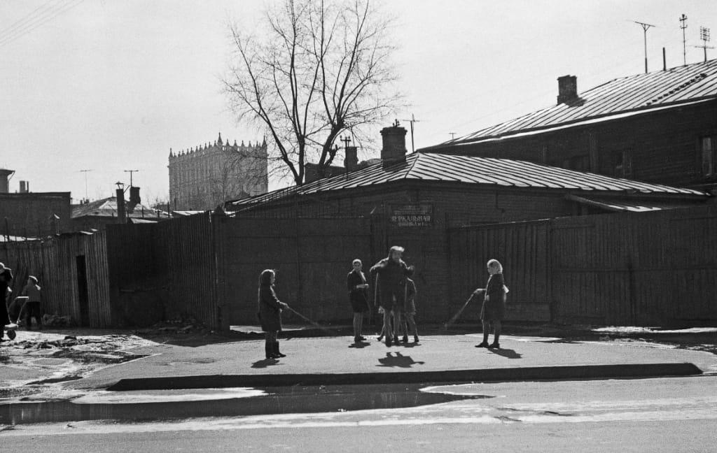 Картинки по запросу Выставка «Душа московских улиц» в Центре фотографии