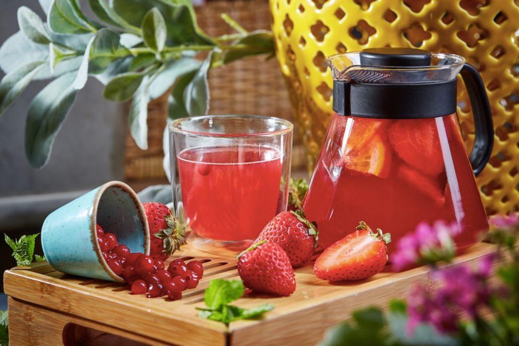 Якитория В самом соку: горячие чаи для жаркого лета в «Якитории»                                     437        1024x682