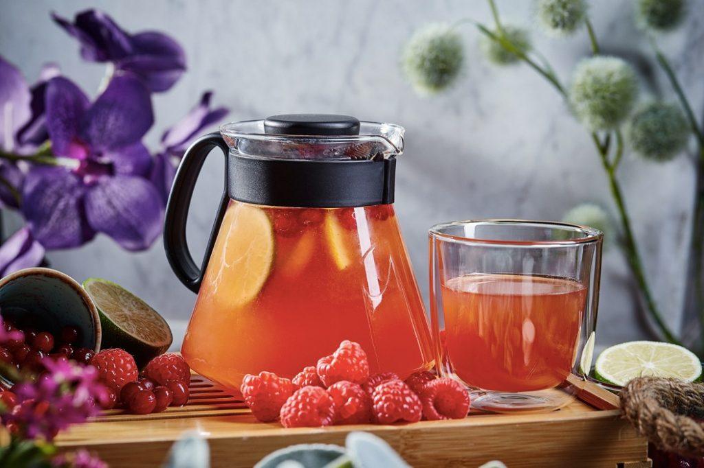 Якитория В самом соку: горячие чаи для жаркого лета в «Якитории»                                   357