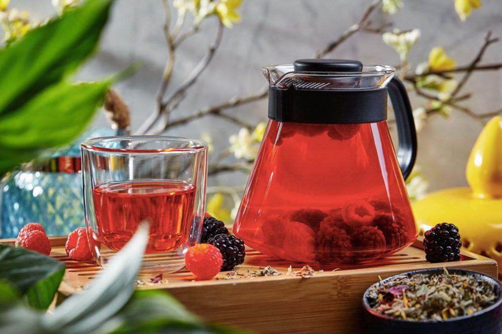 Якитория В самом соку: горячие чаи для жаркого лета в «Якитории»                               357        1024x682