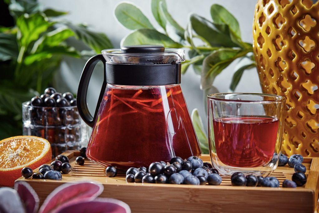 Якитория В самом соку: горячие чаи для жаркого лета в «Якитории»                                                437