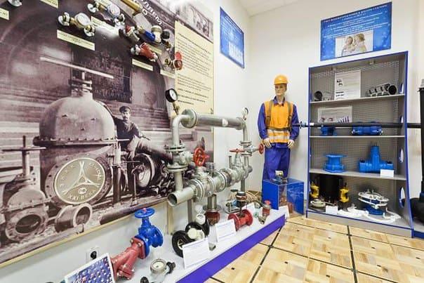 Музей воды Музей воды Бесплатные музеи Москвы. Музей воды 2 5