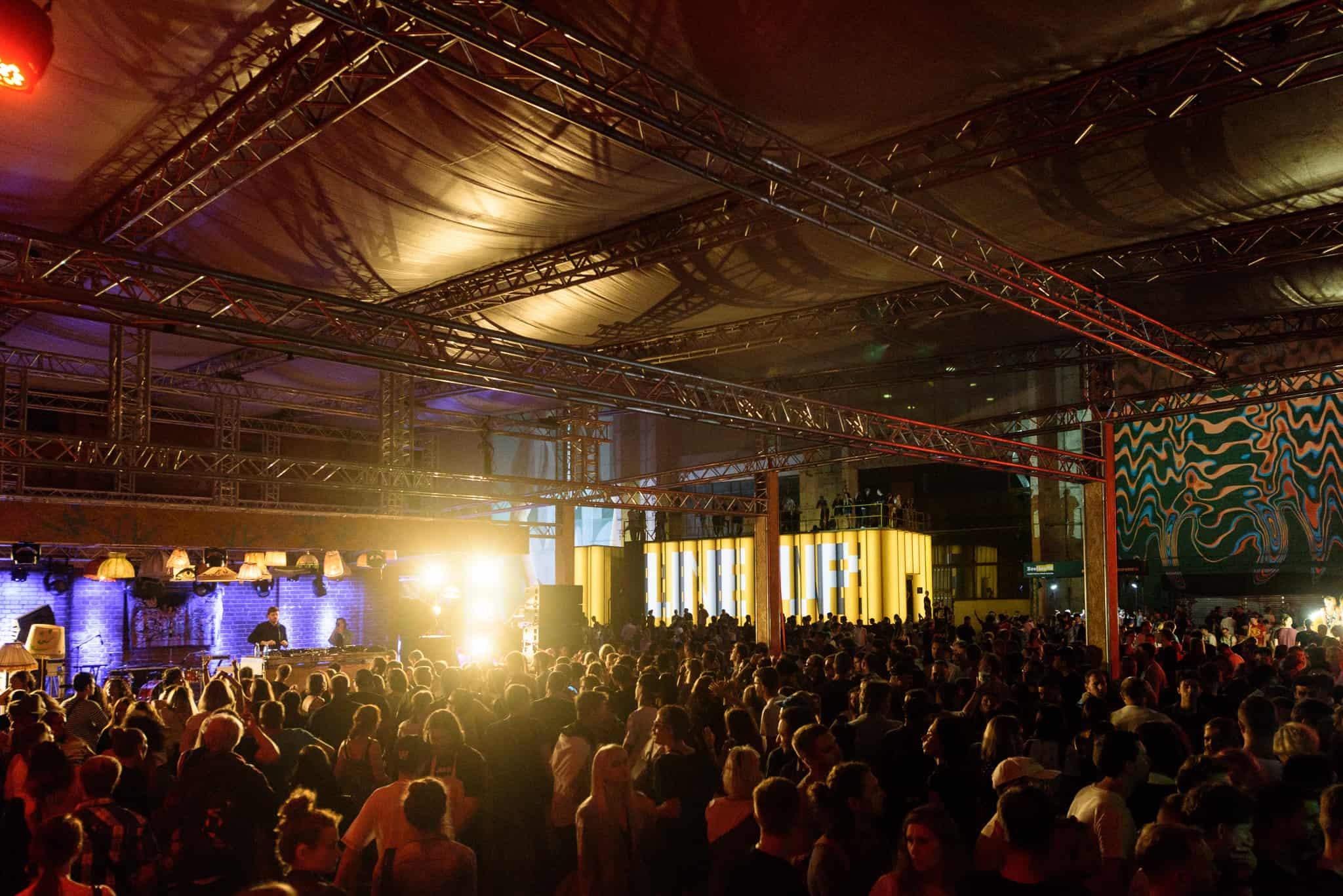 present perfect festival: это было легендарно! Present Perfect Festival: это было легендарно! 4