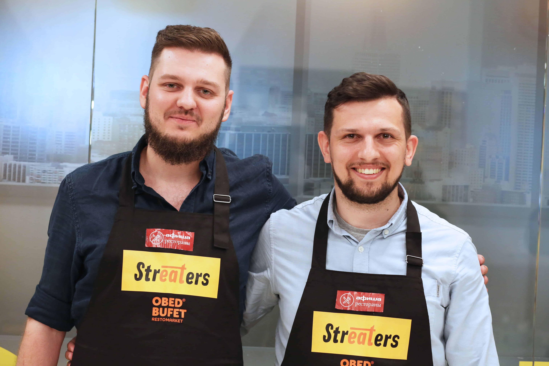 стрит-фуд премии streaters Проект KITCH стал пятым финалистом стрит-фуд премии Streaters Cheesse18