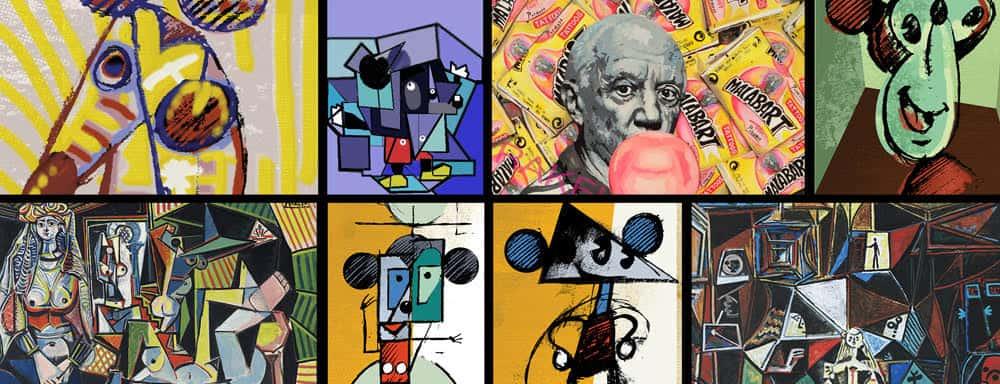 Микки Маус Artplay и компания Disney в России готовят мультимедийную выставку к 90-летию Микки Мауса Mickey cube