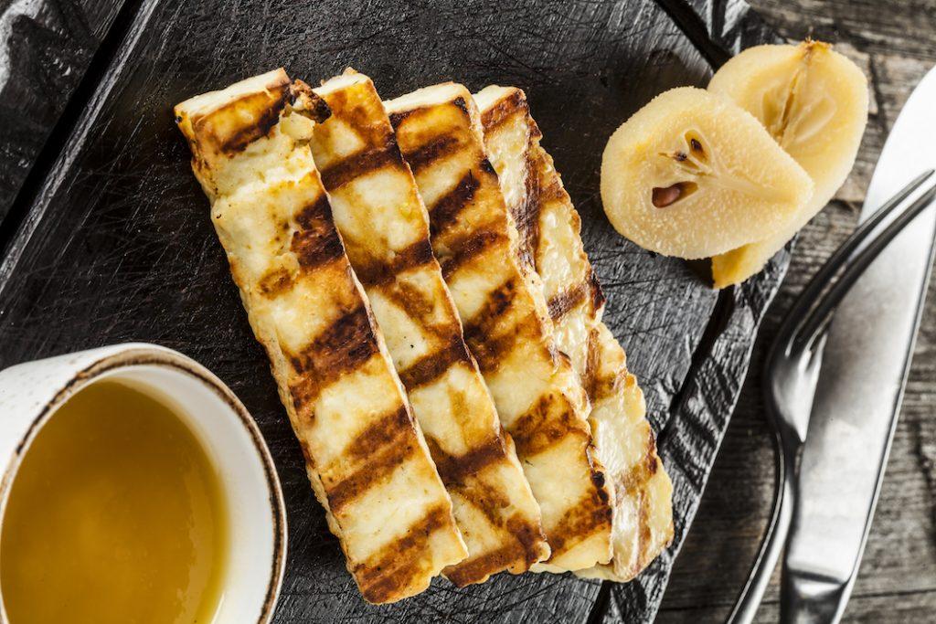 meatless Сыр на гриле – особые летние блюда в Maetless                           370