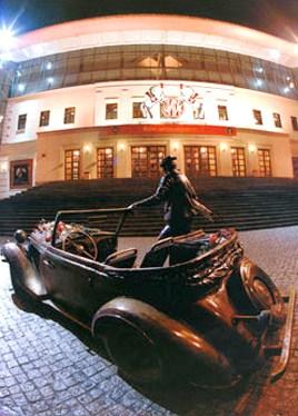 Цирковое искусство в Москве сегодня Цирковое искусство в Москве сегодня 1500919910