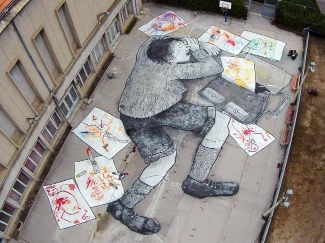 Стрит-арт стрит-арт Стрит-арт как форма коммуникации с городом 5989507 2554766