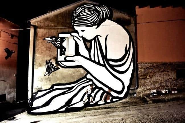 Стрит-арт стрит-арт Стрит-арт как форма коммуникации с городом 5989507 2554782