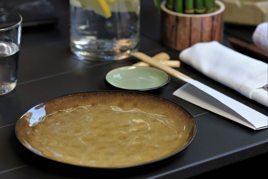 Ресторан niji Ресторан NiJi: Мраморные нори, икра тобико юдзу и три вида васаби IMG 5940 1 1024x683