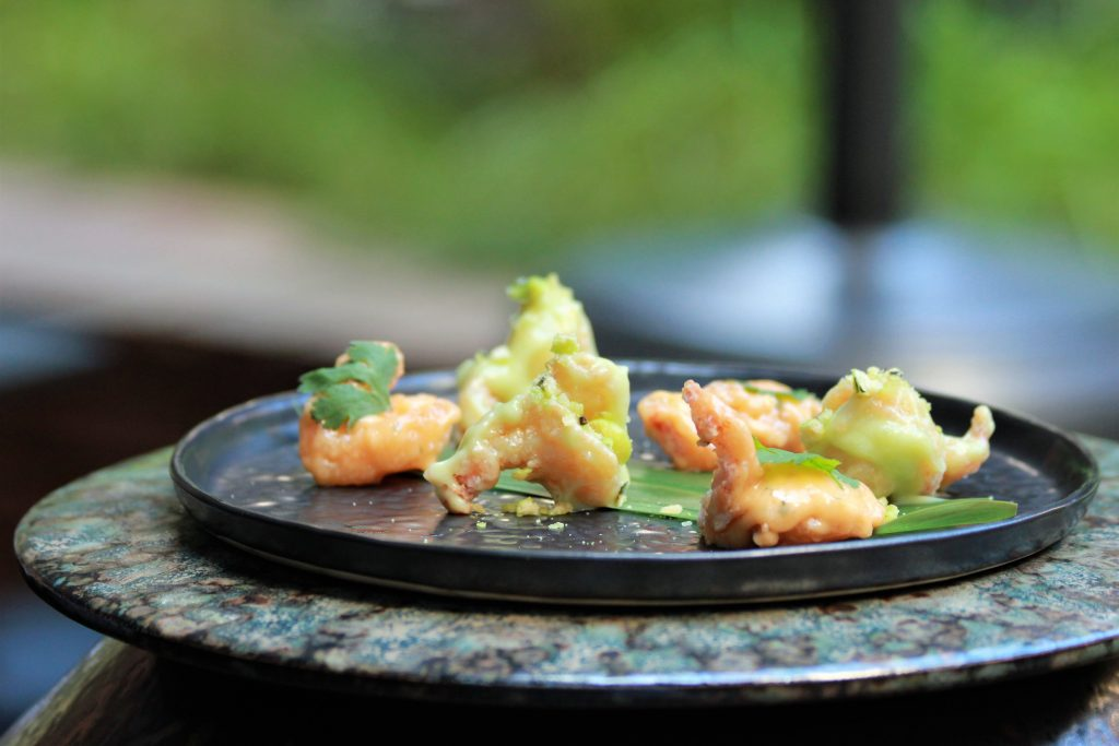 Ресторан niji Ресторан NiJi: Мраморные нори, икра тобико юдзу и три вида васаби IMG 6059 1024x683