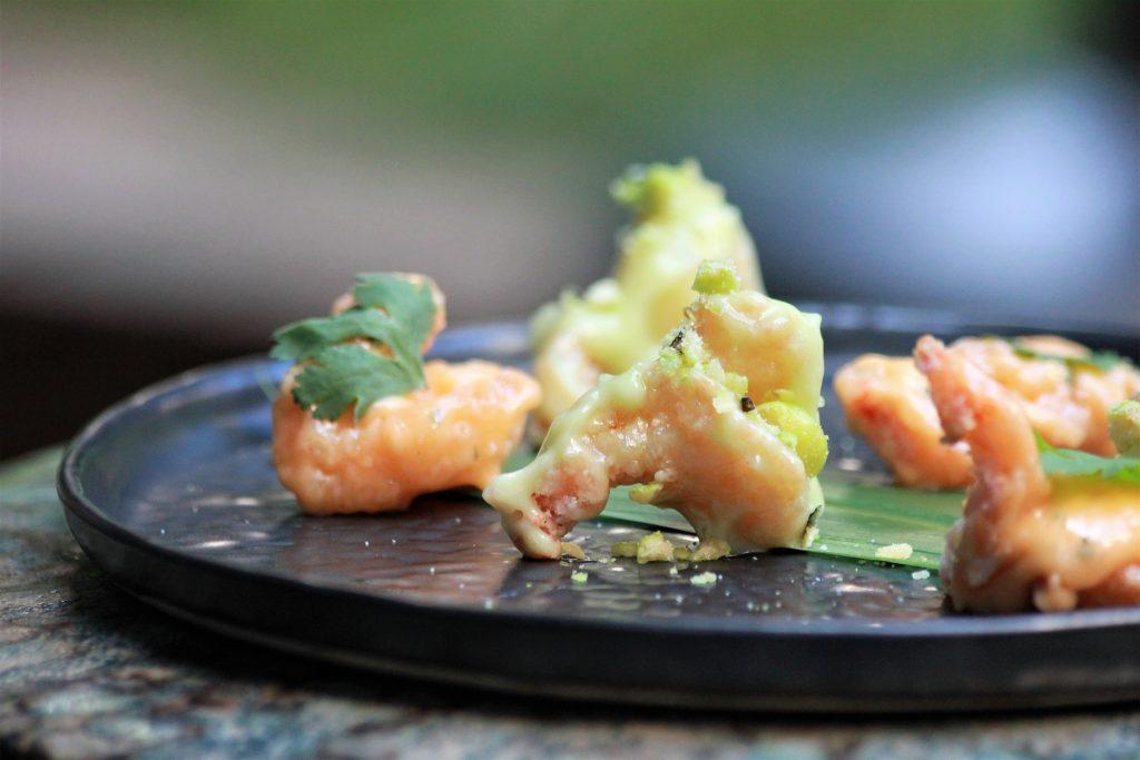 Ресторан niji Ресторан NiJi: Мраморные нори, икра тобико юдзу и три вида васаби IMG 6061            1024x683