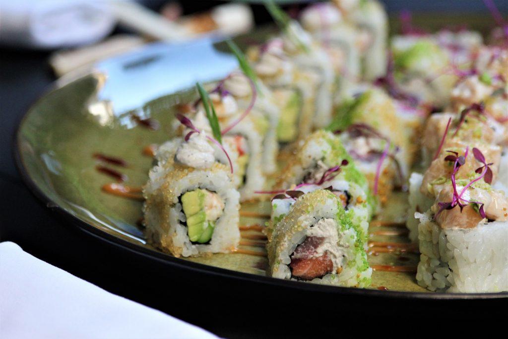 Ресторан niji Ресторан NiJi: Мраморные нори, икра тобико юдзу и три вида васаби IMG 6107 bpvty 1024x683