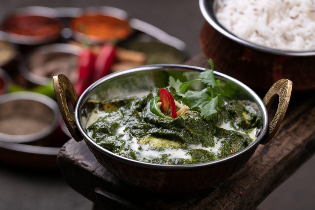 палак панир dalla masala DALLA MASALA – ресторан аутентичной индийской кухни в центре Москвы Palak Panir 350r 1024x683