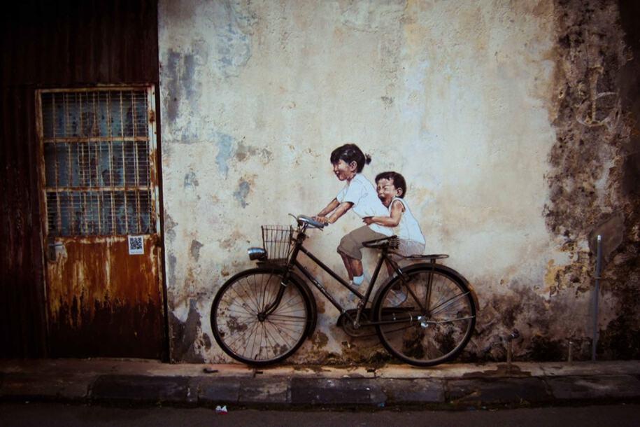 Стрит-арт стрит-арт Стрит-арт как форма коммуникации с городом Three dimensional street art from around the world the reality of which affects 15