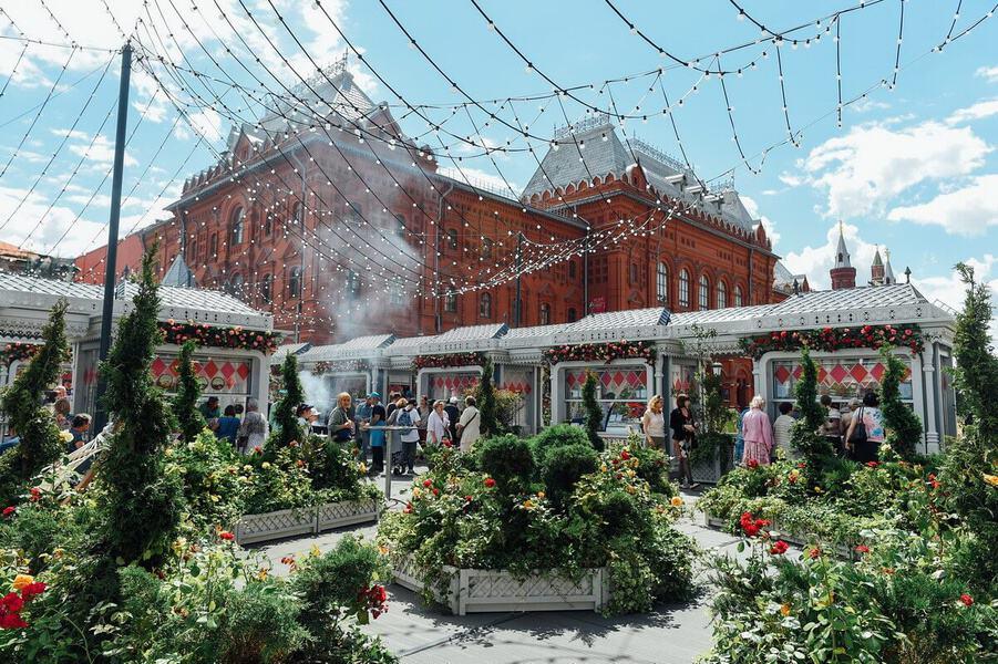 Цветочный джем Цветочный джем Фестиваль «Цветочный Джем» проходит в Москве ae3de5db49ccce28b846483c6b74ed74