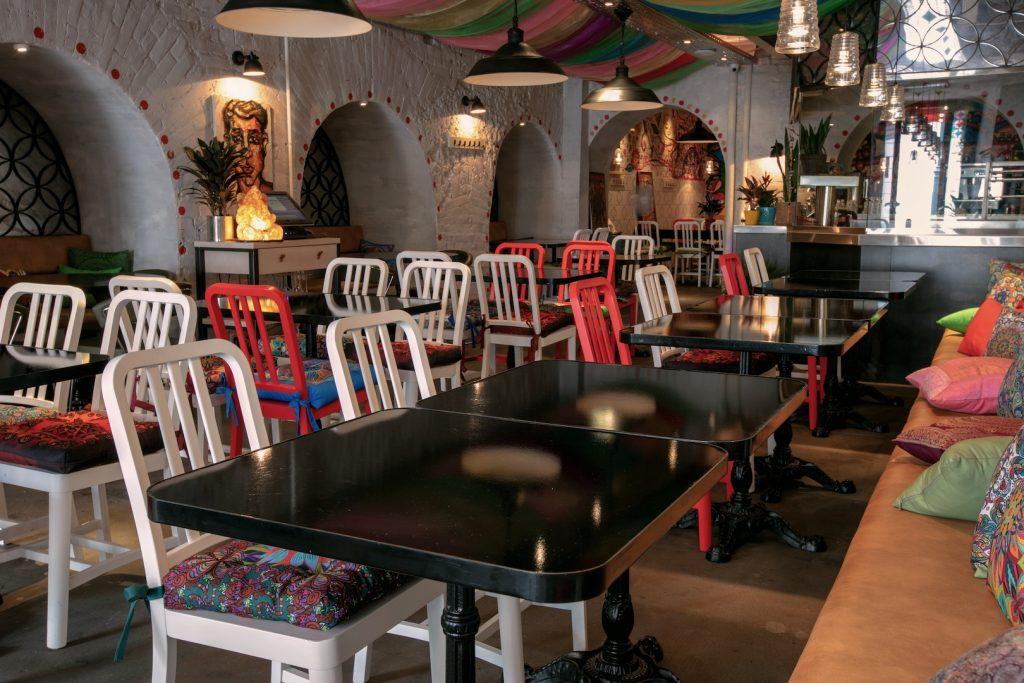dalla masala DALLA MASALA – ресторан аутентичной индийской кухни в центре Москвы dalla masala 1024x683