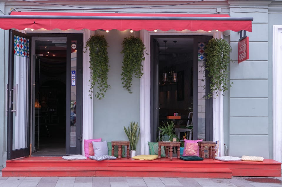 dalla masala DALLA MASALA – ресторан аутентичной индийской кухни в центре Москвы vkhod