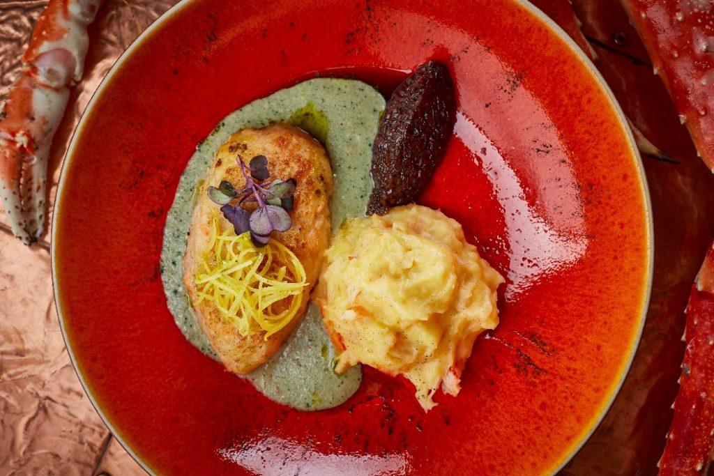 ресторан Волна Три в одном: новое меню в ресторане «Волна»                                                                               950        3 1024x683
