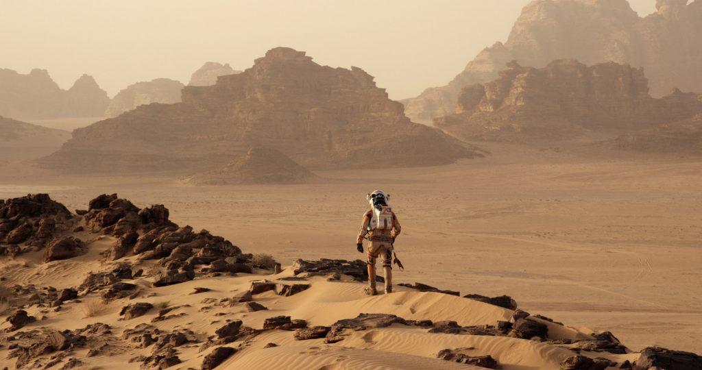 Марсианин (2015) космос 9 фильмов о покорении космоса                    1024x540