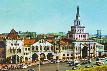 Комплекс Казанского вокзала щусев Архитектура Щусева 1679 2