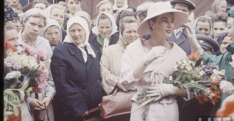 Photo of Советская мода в Москве мода Советская мода в Москве 1959              Christian Dior 780x405