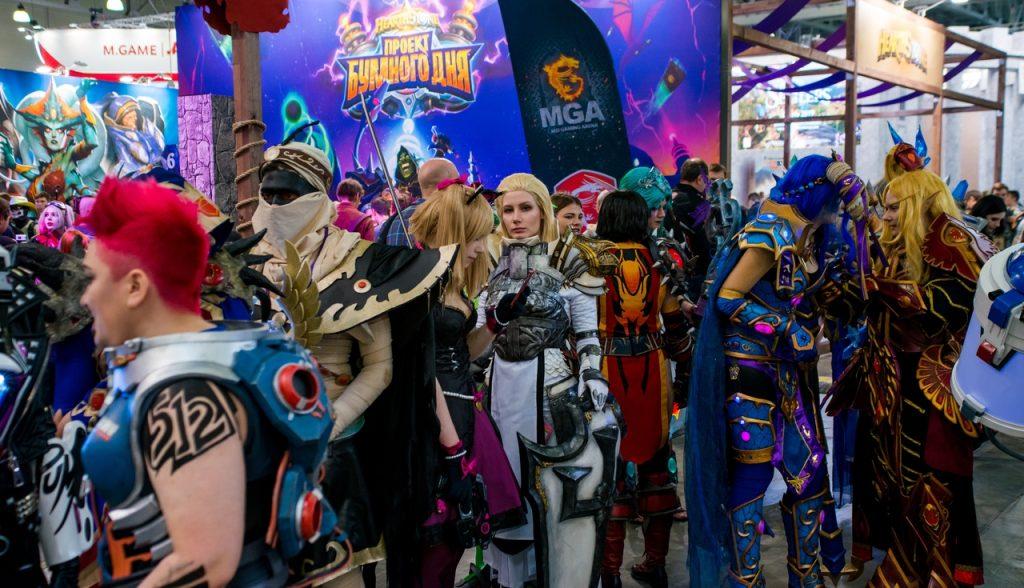 ИгроМир «ИгроМир» и «Comic Con» в Москве 2018 365445 1024x588