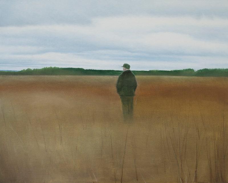 Евгения Буравлева «Поле», 2017 георгий нисский Границы и горизонты 4