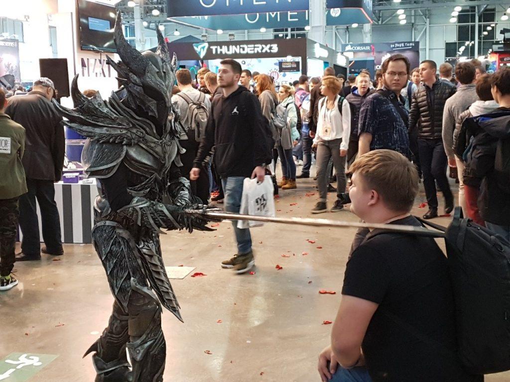 ИгроМир «ИгроМир» и «Comic Con» в Москве 2018 5 254 1024x768