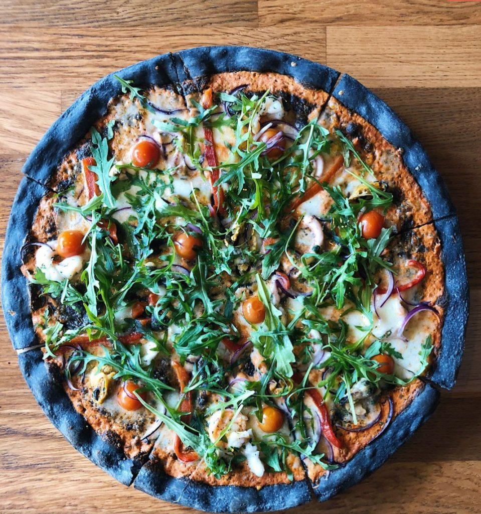 пицца Самая вкусная пицца в Москве Extra Virgin  959x1024