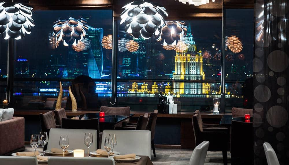 Калина бар - Lotte Plaza, 21 этаж Выставка «Художественный мост» Выставка «Художественный мост» UQxbLHBgIpg