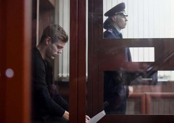 футбол Не футболом единым: ТОП-8 скандалов с участием российских футболистов rue1fa857bd3a 1