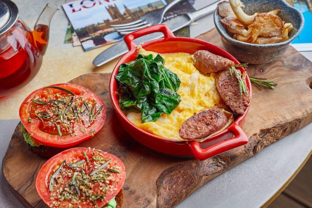 Английский завтрак 620 руб food embassy Мировые завтраки в Food Embassy                                         620        4 1024x683