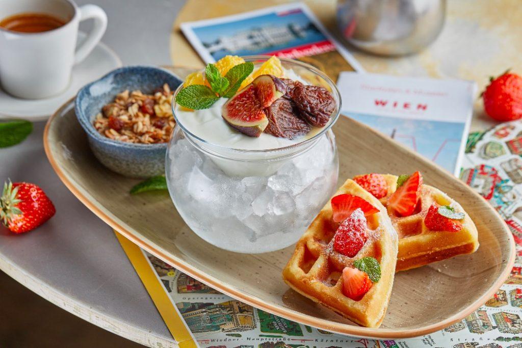 Венский завтрак 590 руб food embassy Мировые завтраки в Food Embassy                                 590        2 1024x683