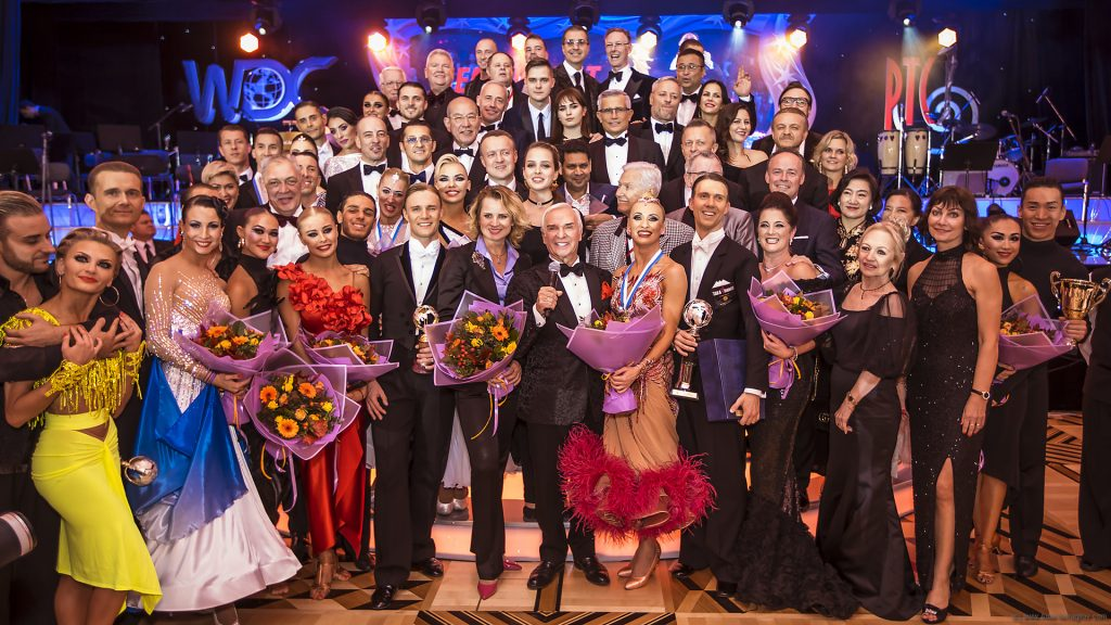танцы Чемпионат мира 2018 по европейским танцам среди профессионалов                                                                                                                                            2018                                            1024x576