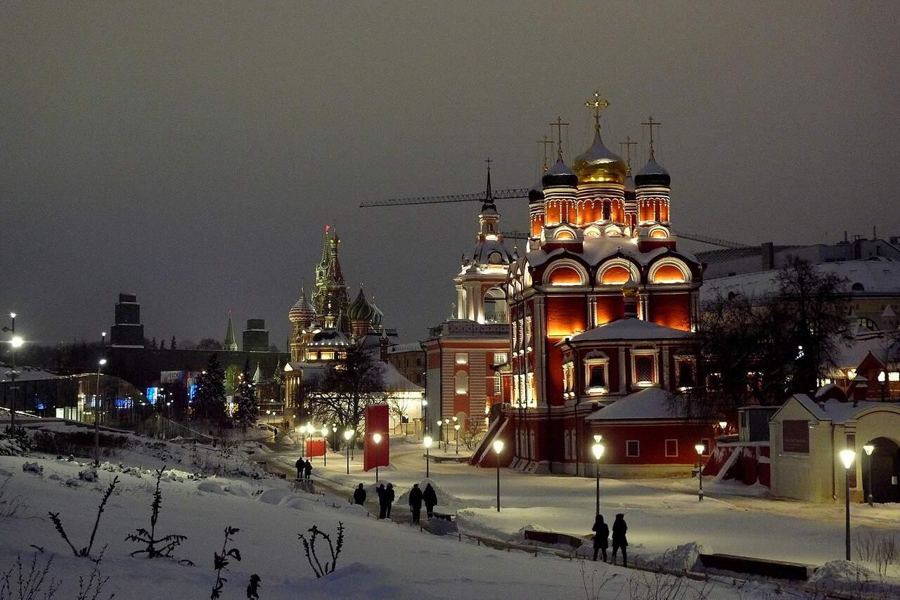 Фото из общедоступных источников парки Чем заняться в парках Москвы в декабре? 902718 original