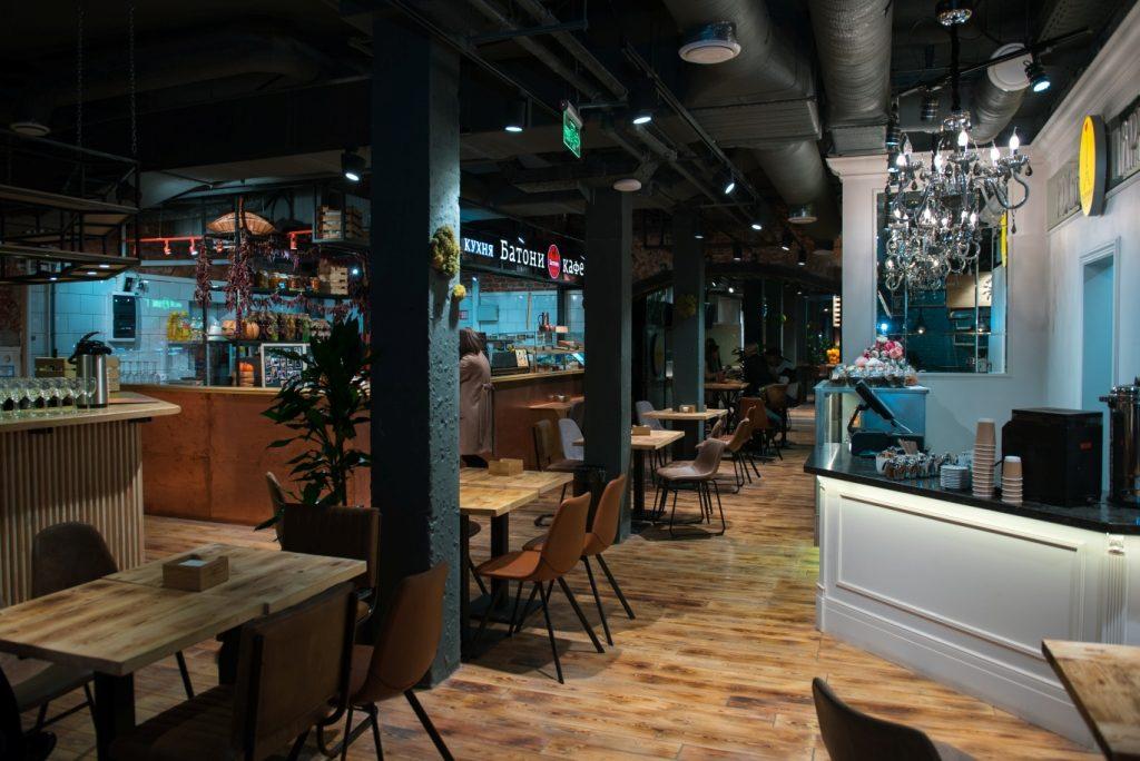 Eat Market интерьер eat market В Москве открылся первый фуд-маркет – ресторан EAT Market Eat Market                  1024x684