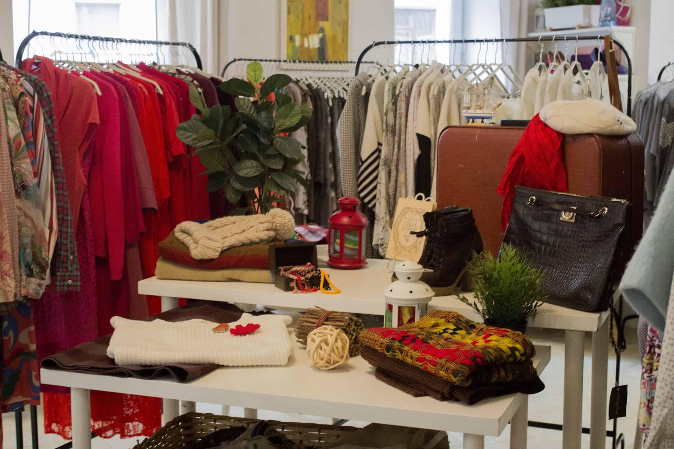 Charity Shop/Фото: Наталья Силакова charity shop Интервью с основательницей проекта «Charity shop» Дарьей Алексеевой IMG 6372