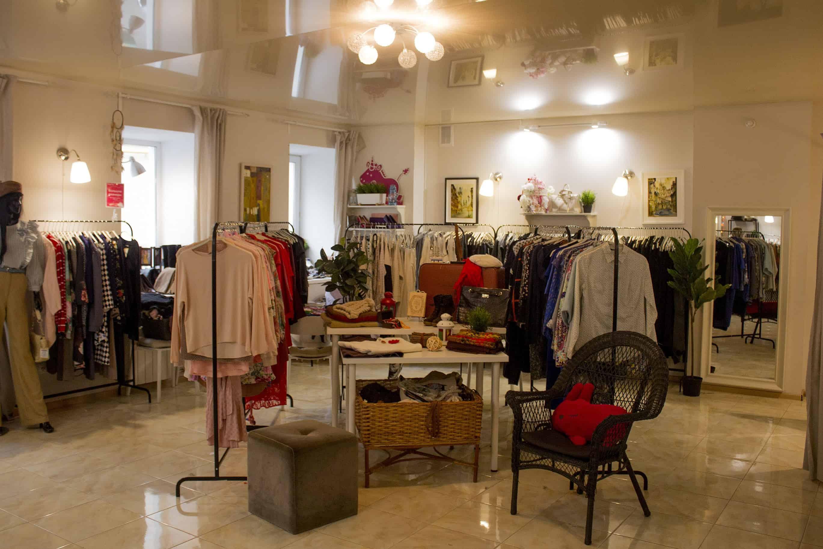 Charity Shop/Фото: Наталья Силакова charity shop Интервью с основательницей проекта «Charity shop» Дарьей Алексеевой IMG 6376 1