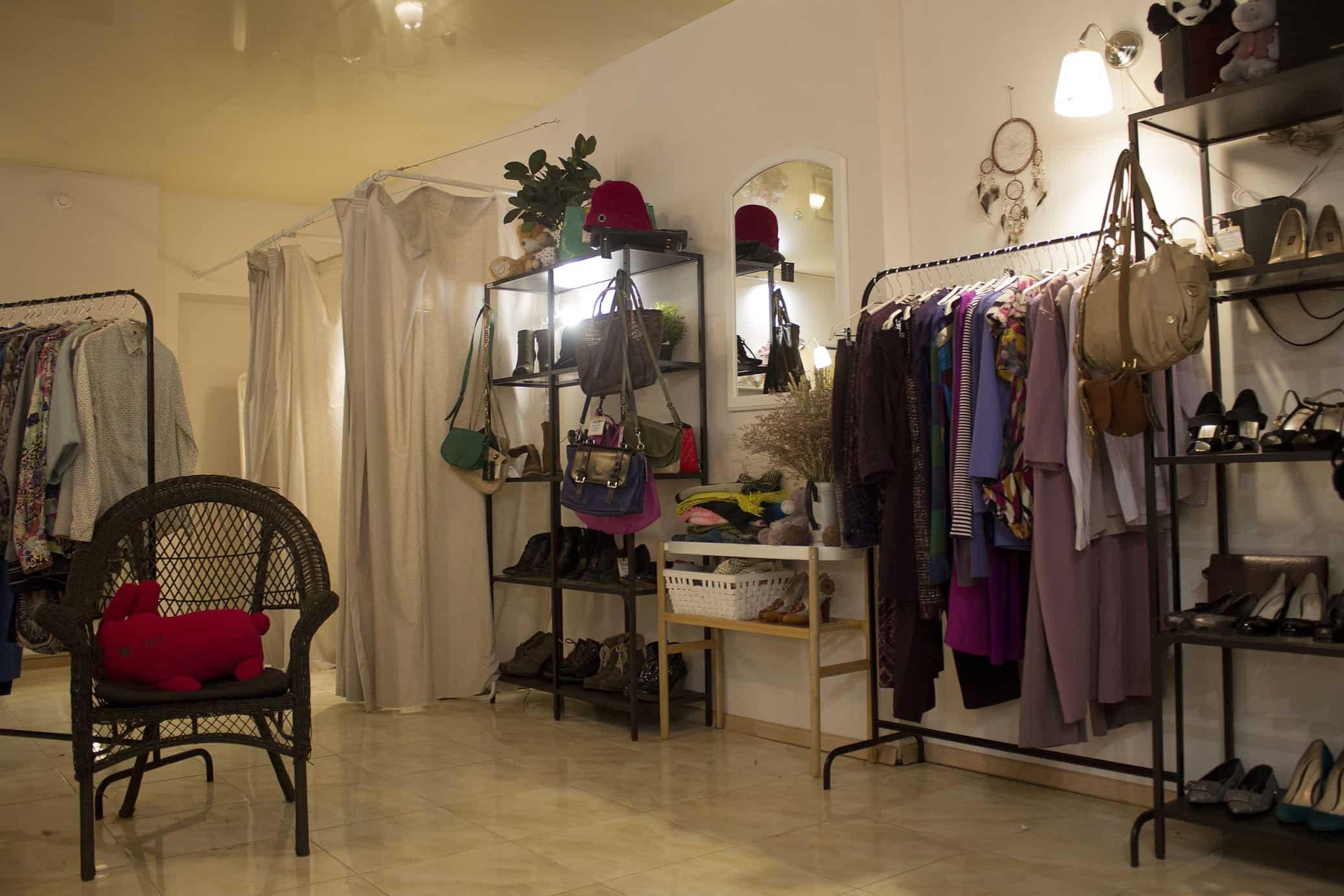 Charity Shop/Фото: Наталья Силакова charity shop Интервью с основательницей проекта «Charity shop» Дарьей Алексеевой IMG 6384