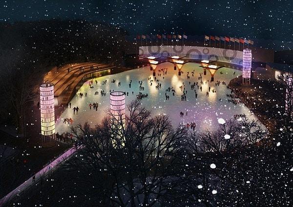 Фото из общедоступных источников парки Чем заняться в парках Москвы в декабре? park sokolniki 2