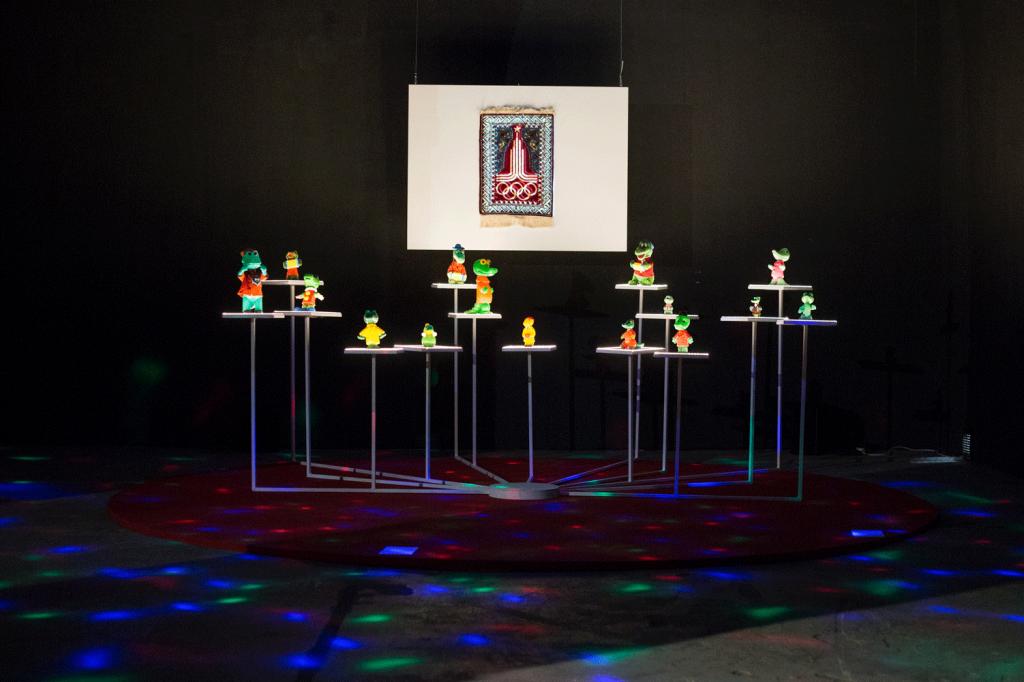 Самая «сонная» выставка открылась в Музее Москвы Сны Москвы Самая «сонная» выставка открылась в Музее Москвы                             1024x682