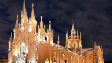 Photo of Рождество в католическом святилище рождество Рождество в католическом святилище                           2018 12 14    0