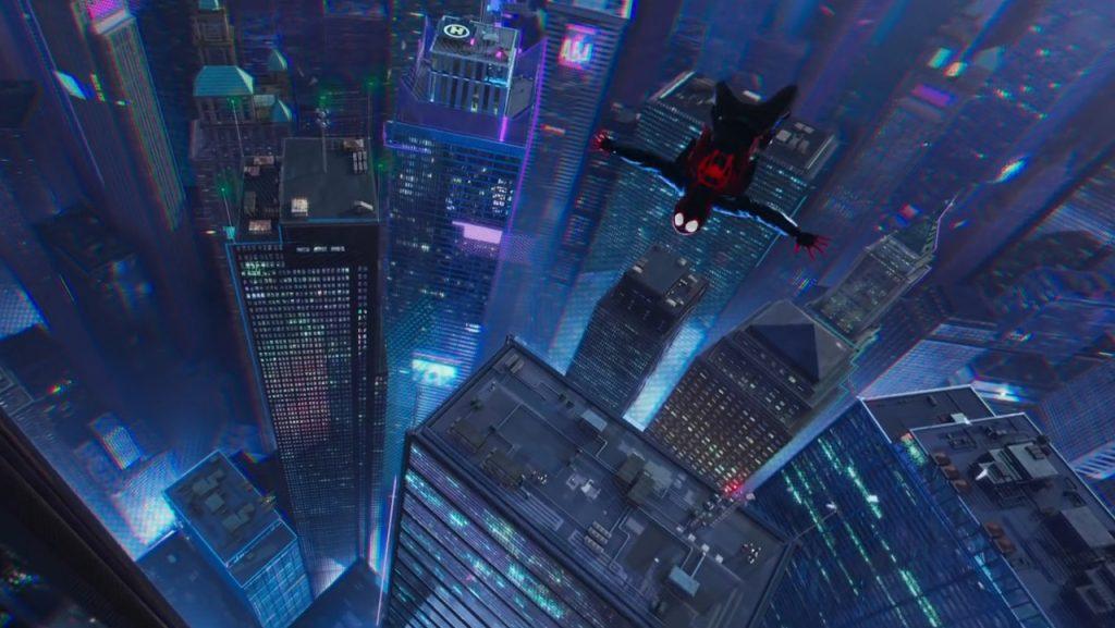 Человек паук: Через вселенные кино Что смотреть в кино в декабре 2018                                                       1024x577