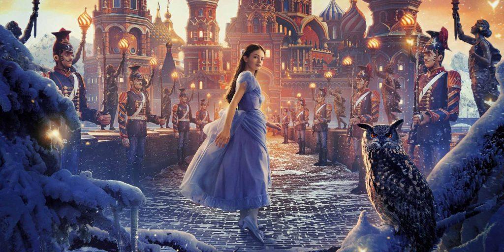Щелкунчик и четыре королевства кино Что смотреть в кино в декабре 2018                                                           1024x512