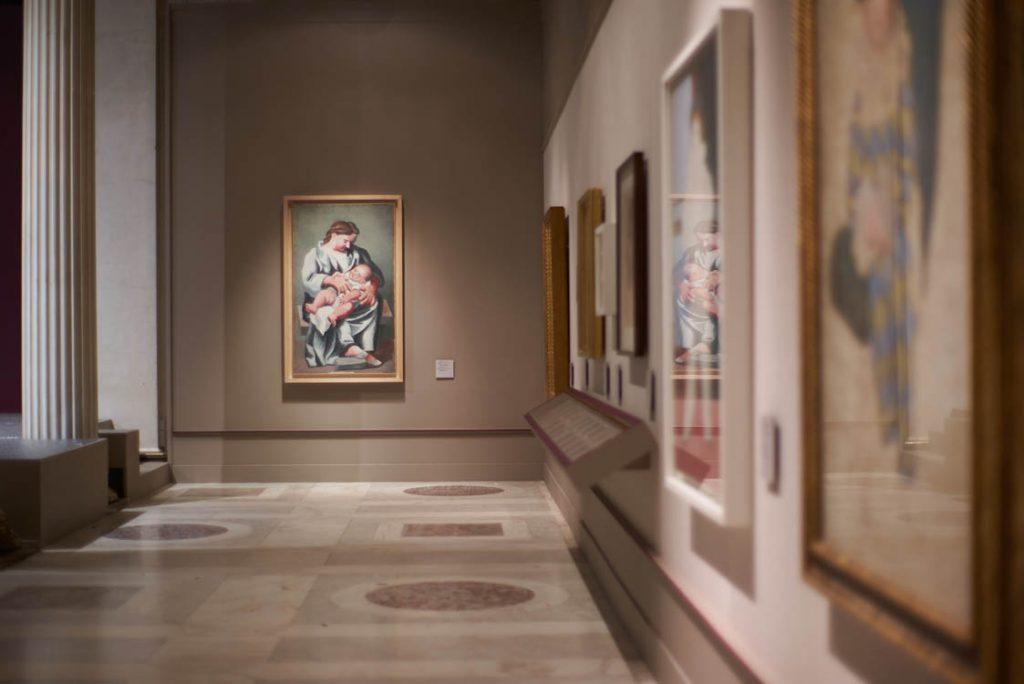 Выставка «Пикассо&Хохлова» выставки зимы Теплые выставки этой зимой (2018-2019 г.) EmptyName 29 1024x684
