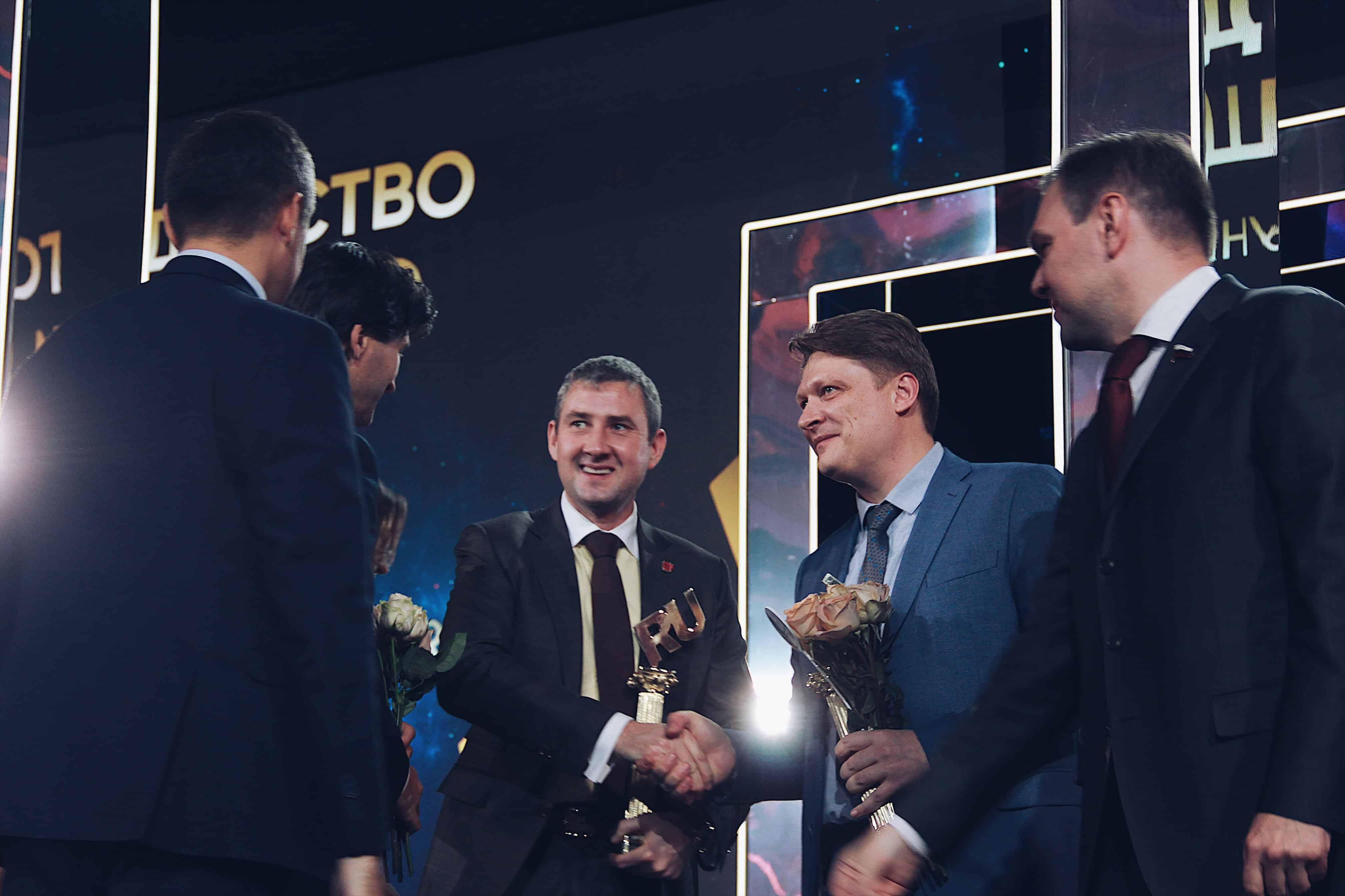 Фото: Маргарита Шевченко xv премия Рунета XV премия Рунета F27C16A3 61B2 4172 8285 57CF626228C0