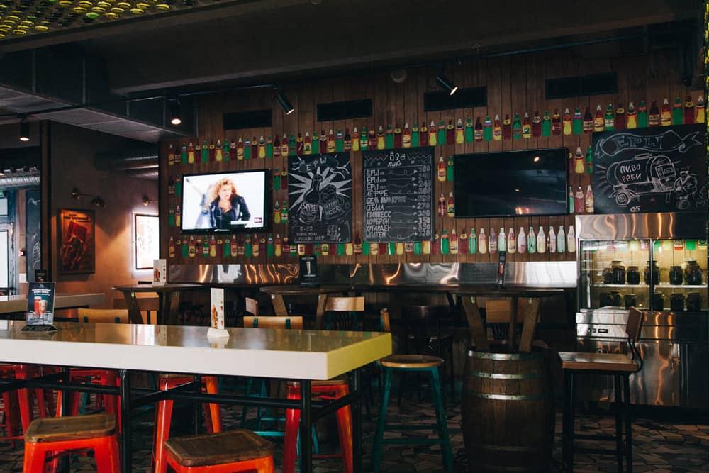 """ресторан ерш Живая музыка, блюда с огня и крафтовое пиво: сеть ресторанов """"Ёрш"""" IMG 1567"""