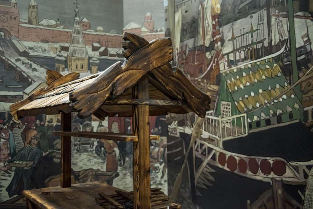 Россия — Моя история Исторический парк «Россия — Моя история» открывается после масштабной реконструкции NEF 9818
